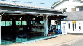 第2工場 京都車検場